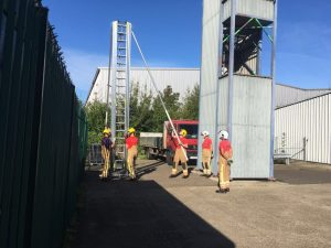 Declan's retained induction course